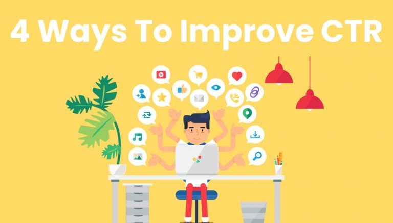 4 way to improve your ctr
