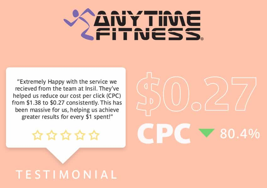 insil case study anytime fitness