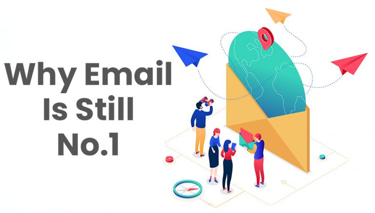 why email marketing is still no.1