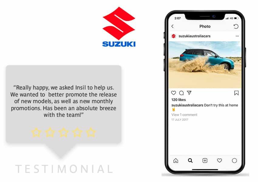 insil case study suzuki