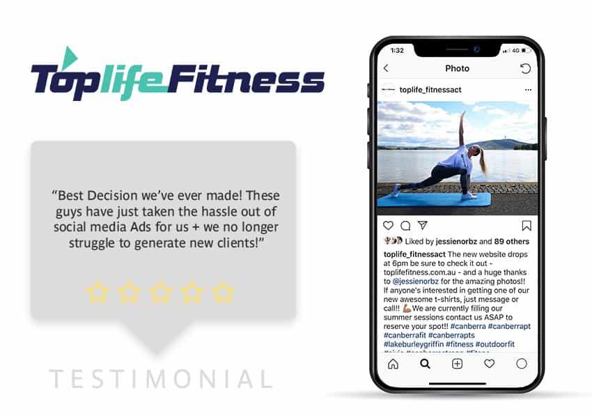 insil case study toplife fitness
