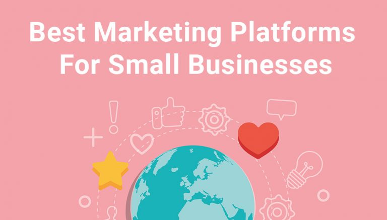 best small business marketing platforms